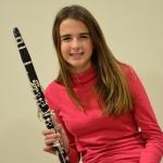 Carla Pons Gascó, Clarinet