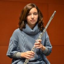 Judith Hostalet Romero, Flauta