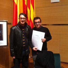 Jose Javer i Paco Roca