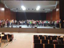 Recepció d'alumnes i presentació de la Trobada