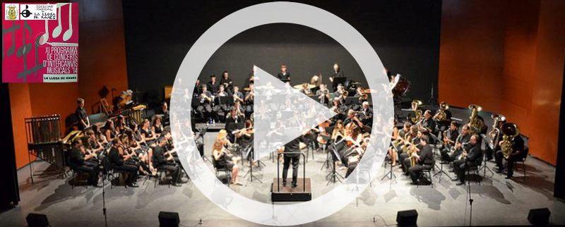 Reportatge fotogràfic Concert Intercanvi 14 a l'Auditori