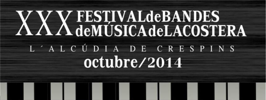 XXX Festival de Bandes de Música de la Costera