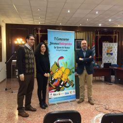 Presentació Concurs Joves interprets