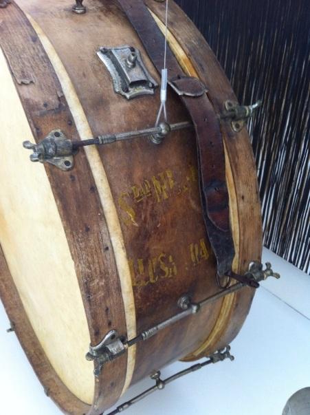 Exposició instruments antics