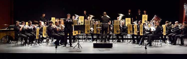 José Chafer a la trompeta - Valencia Brass Band