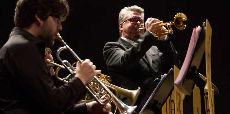 David Pastor a la trompeta