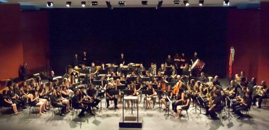 Banda de la Societat Musical de la Llosa de Ranes