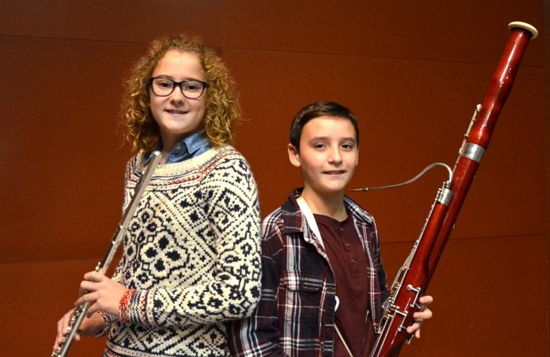 musics santa cecilia 2015