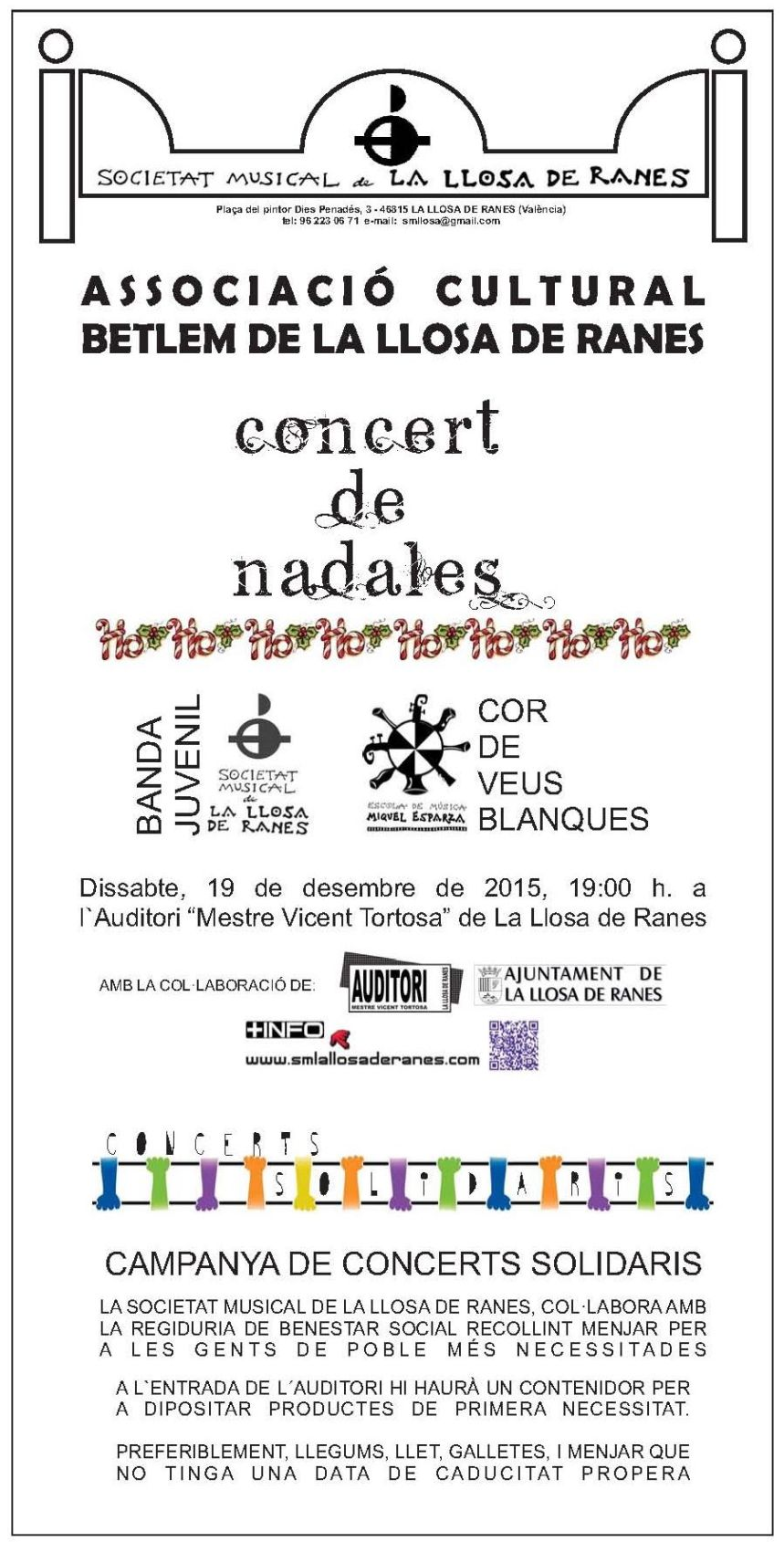 01 CARTELL CONCERT NADALES