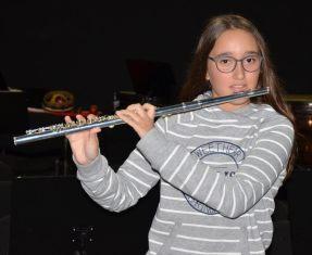 Míriam Ferrando Pla (flauta travessera)