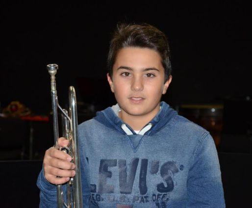 Ismael Fuentes Pardo (trompeta)