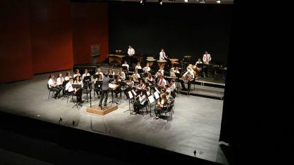 Banda Jove de la Societat Unió Musical Santa Cecília de Caudete